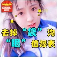 广州外切去眼袋 张涛王牌项目 网红御用眼师 年度好评医生